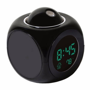 Talking Led Clock - Watch Destination