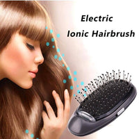 Electric Ionic Hair Brush - Watch Destination