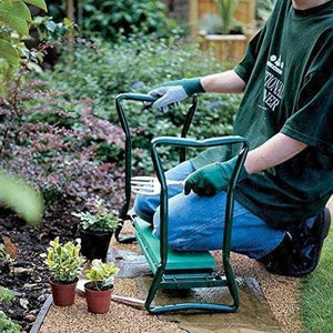 Garden Kneeler and Seat - Watch Destination