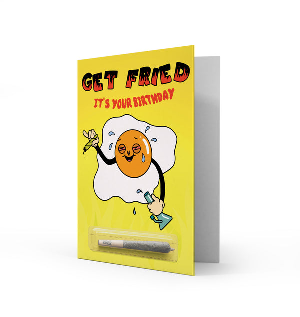 Get Fried Card