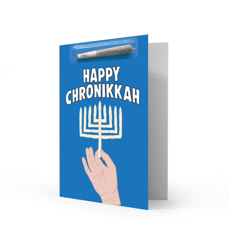 Happy Chronikkah Card