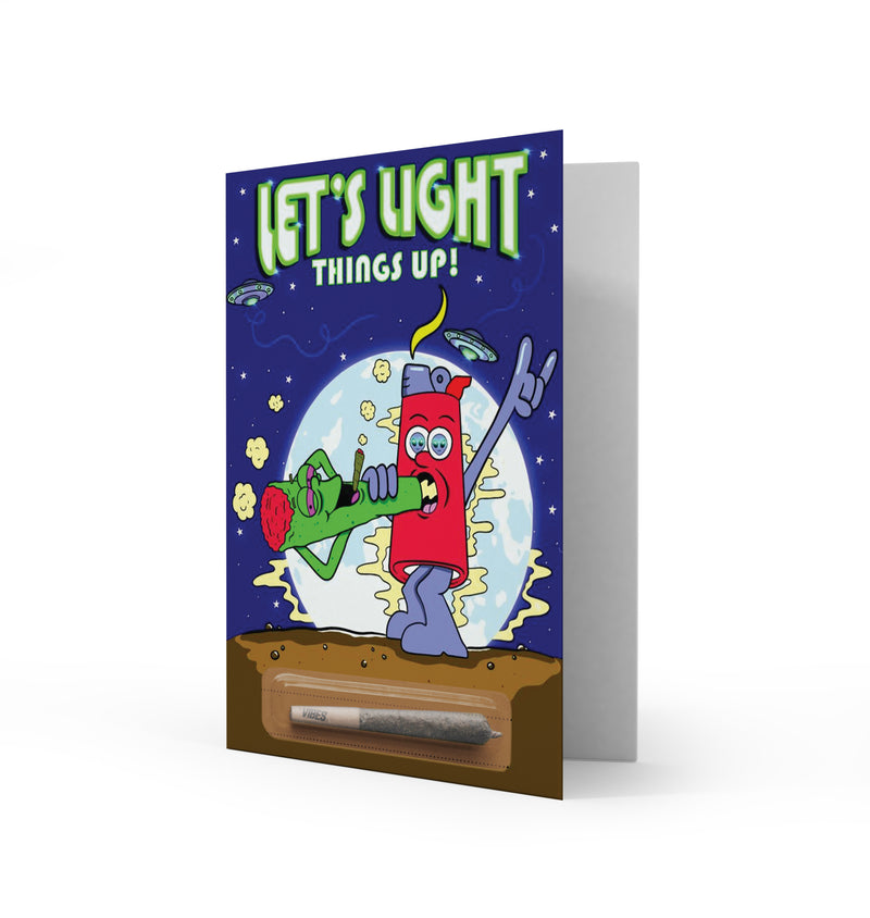 Light Things Up Card