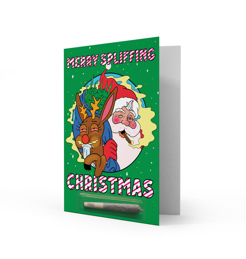 Merry Spliffing Christmas