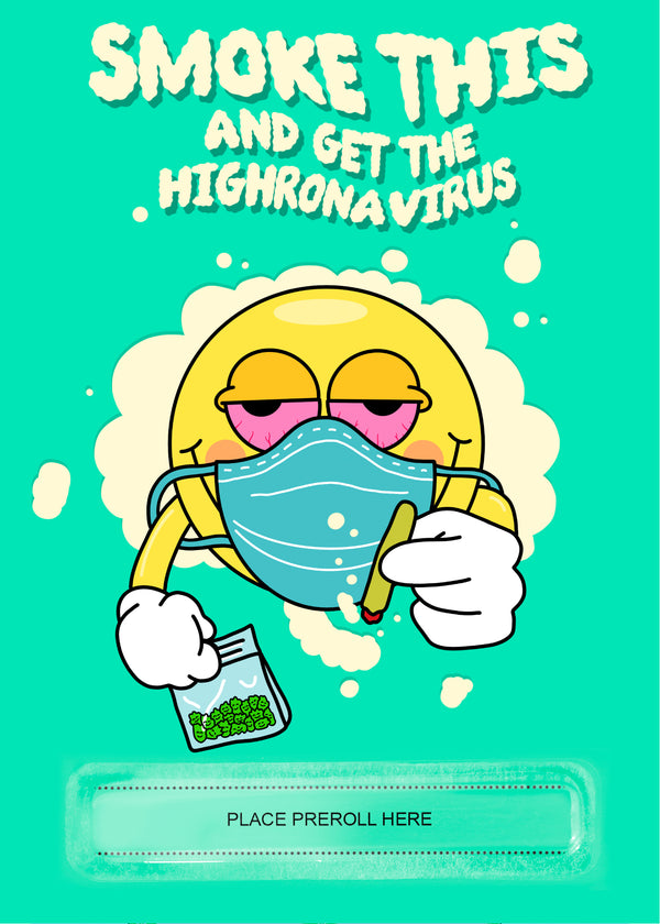 Highronavirus Card