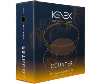 Kenex Table Top & Counter Scale, 3000 g