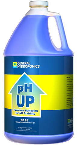 GH pH Up, 1 gal