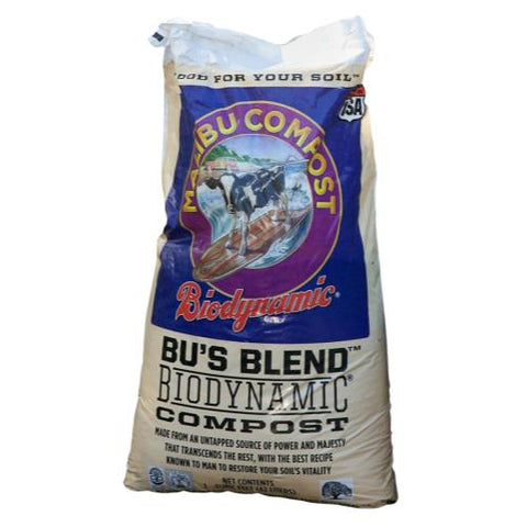 Baby Bu's Biodynamic Blend Potting Soil 1 cu ft