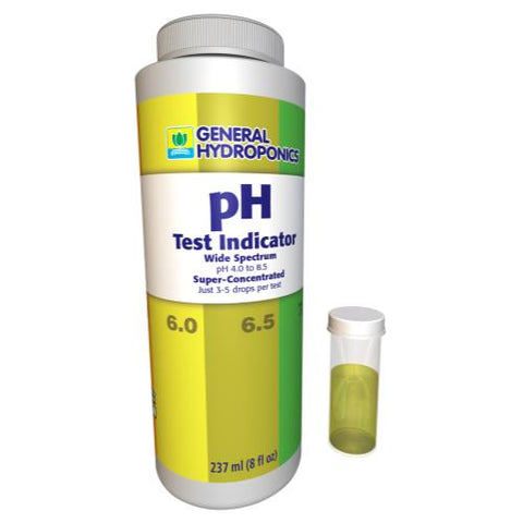 GH pH Test Kit 8oz