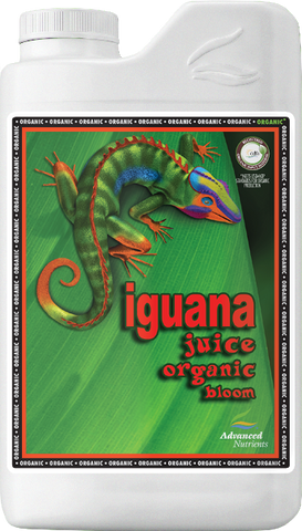 Iguana Juice Organic Bloom-OIM