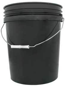 Black Bucket, 5 gal