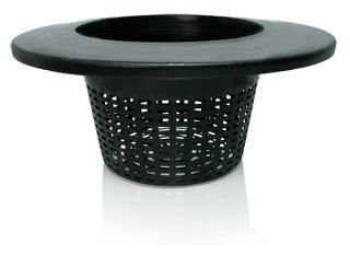 Wide Lip Bucket Basket