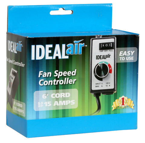 Ideal-Air Fan Speed Controller