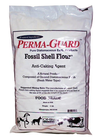 Perma-Guard Diatomaceous Earth Fossil Shell Flour Food Grade