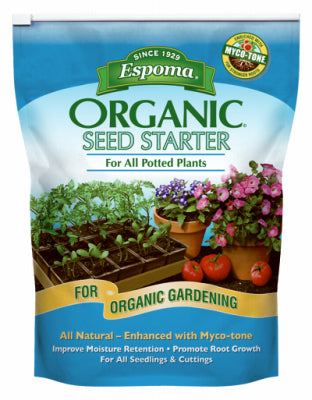 Photo of Espoma Organic Seed Starter, 8 qt
