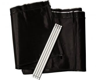 1' Extension Kit for 4' x 8' Lite Line Gorilla Grow Tent