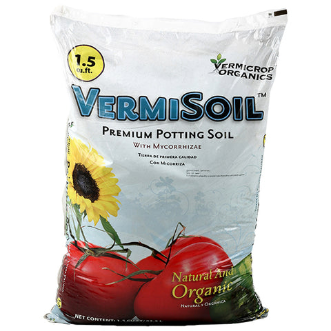 VermiSoil Premium Potting Soil 1.5 cu ft