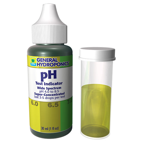 pH Test Indicator 1oz