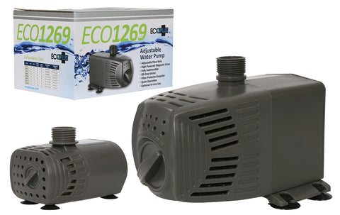 EcoPlus Adjustable Water Pumps