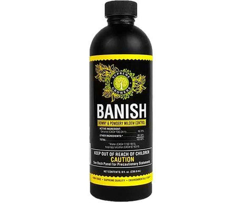 Banish 8 oz.