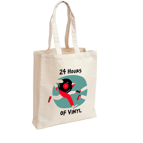 24HOV – Record Bag