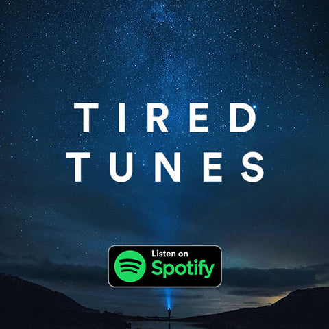 Happy Linen Company | Tired Tunes Spotify Playlist