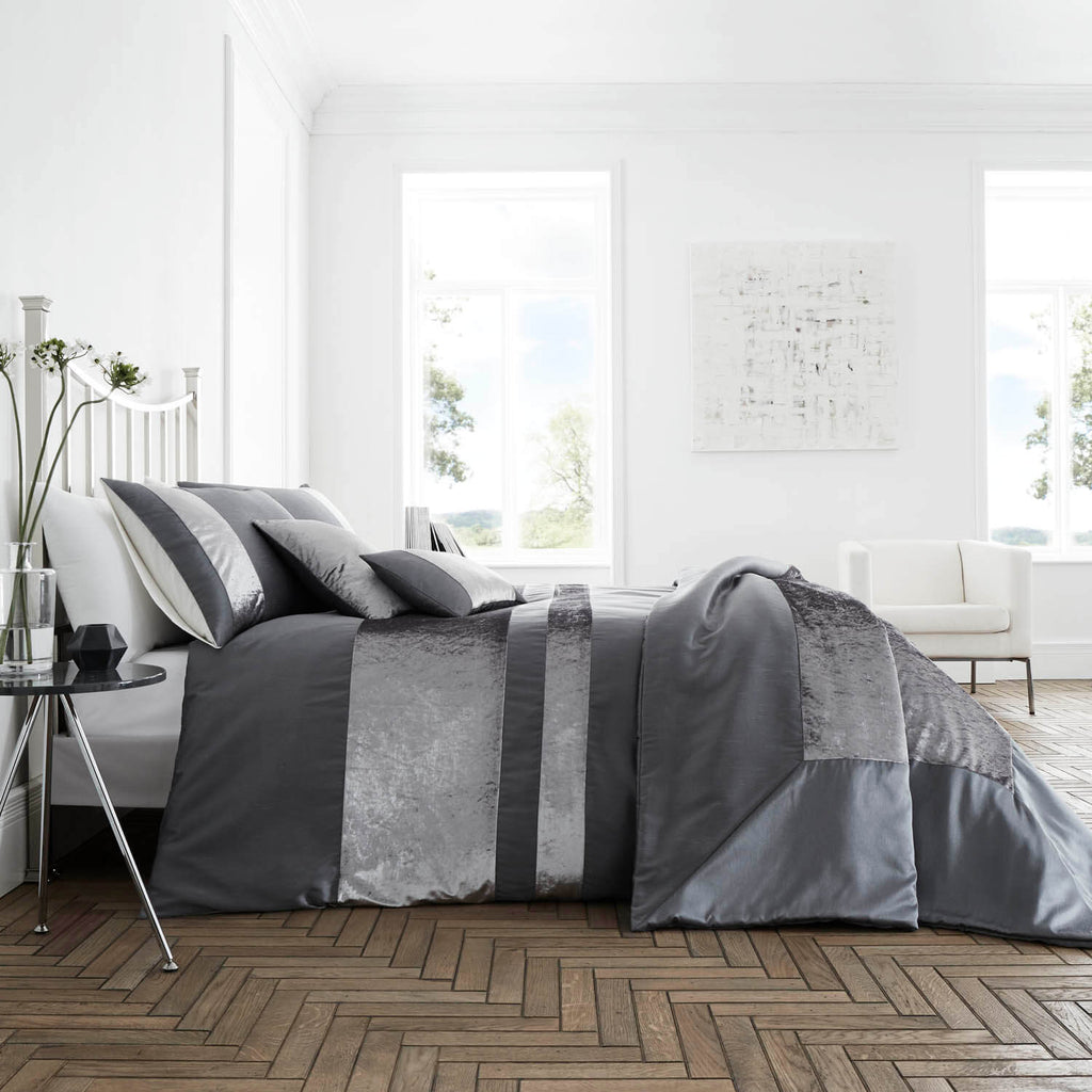 Luxury Broadway Crushed Velvet Bedding
