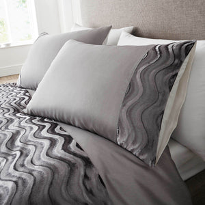 Capri Crushed Velvet Bedding