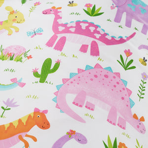 Daisy Dino Girls Dinosaur Bedding
