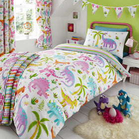 Daisy Dino Bedding