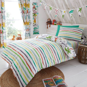 Jungle Fun Safari Bedding