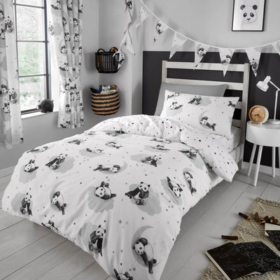 Sleepy Panda Bedding