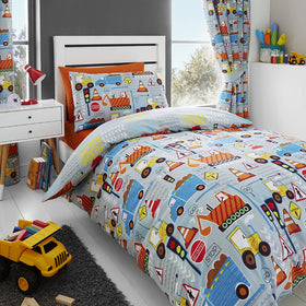 Big Diggers Bedding
