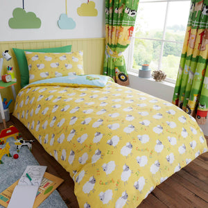 Farm Friends & Animals Bedding