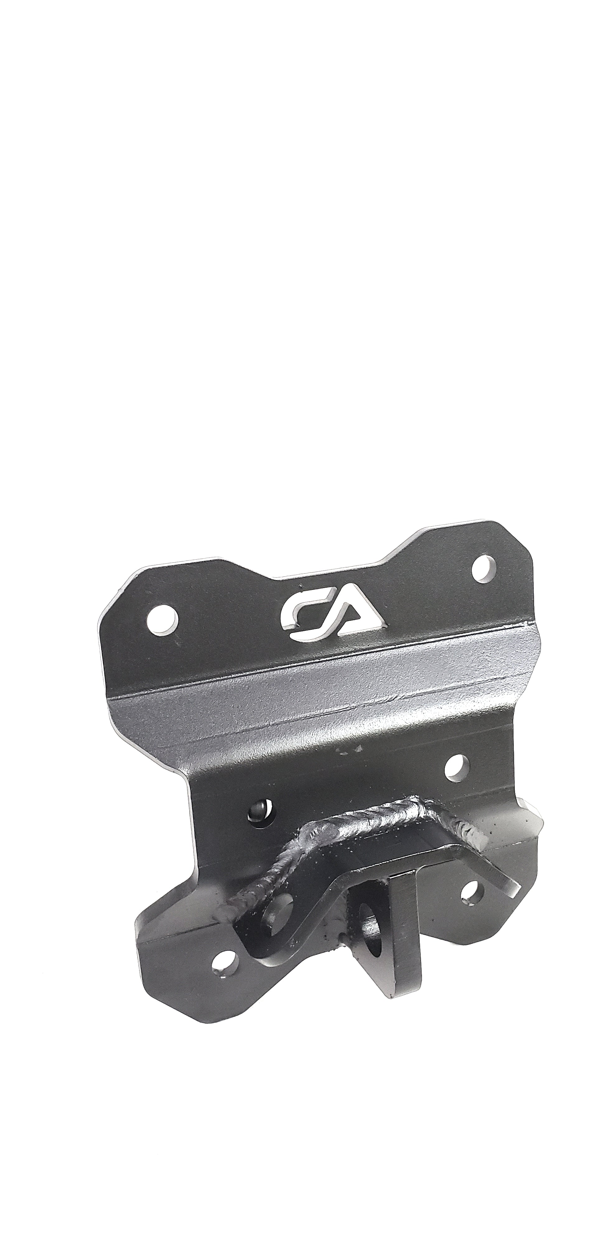 Can-Am X3 Steel Pull Plate
