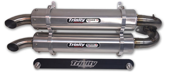 Polaris RZR XP1K Trinity Racing Exhaust
