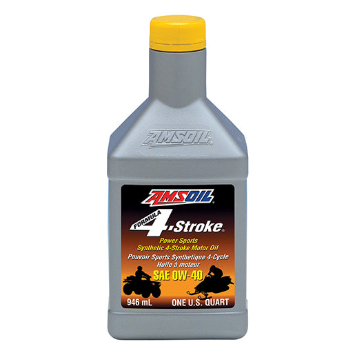 4-Stroke Power Sports Synthetic Motor Oil