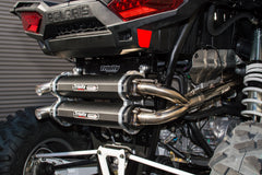 Polaris RZR XP Turbo Trinity Racing Exhaust