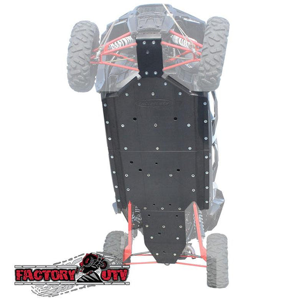 Rzr XP4 Factory UTV Skid Plate