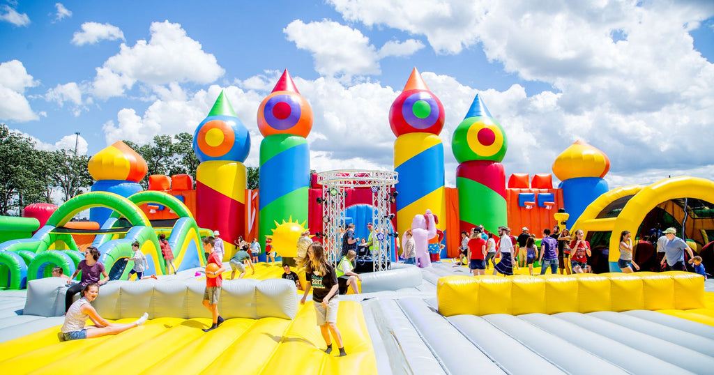 Basic Package - Bouncy Castle Festivals in Ottawa