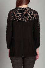 Load image into Gallery viewer, Velvet Tunic Top