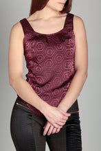 Load image into Gallery viewer, Tank Top Burgundy