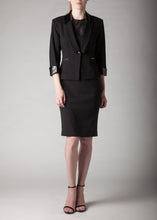 Load image into Gallery viewer, AYSHA Blazer Black
