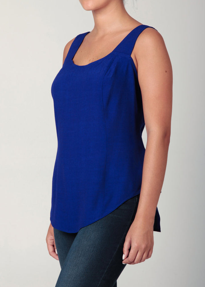Tank Top Cobalt Blue