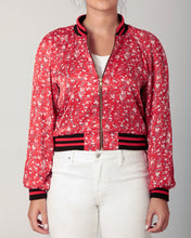 Load image into Gallery viewer, Red Baseball Jacket