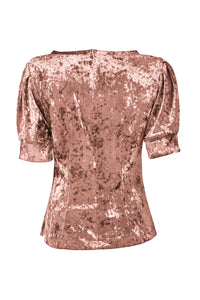 Puff T-Shirt Dusty Rose