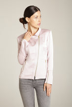 Load image into Gallery viewer, Blush Moto Jacket