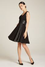 Load image into Gallery viewer, Tiffany Dress Black & Gold