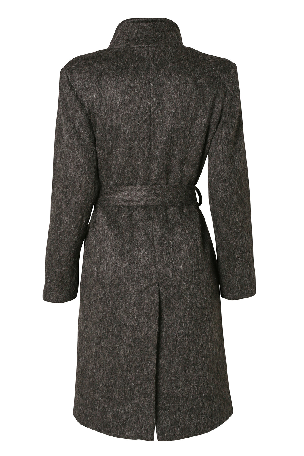 Custom Made Coat: Gray Coat