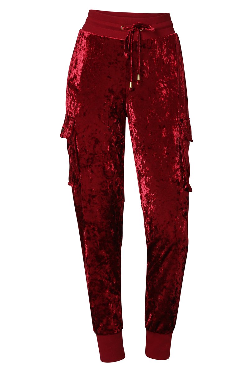 The Only Pant Scarlet