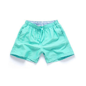 Shorts Náutico Neon Green